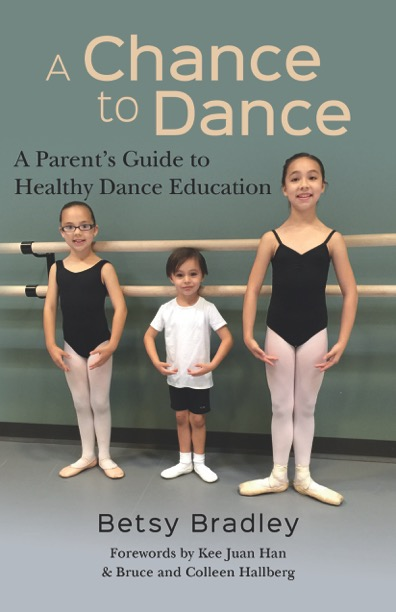 A Chance to Dance Book