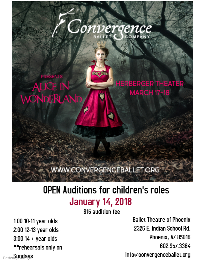 AliceInWonderLandAuditions